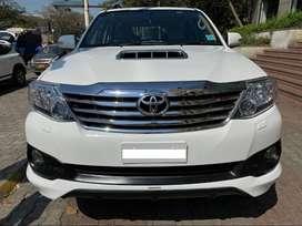 Toyota Fortuner Sportivo 4x2 Automatic, 2014, Diesel
