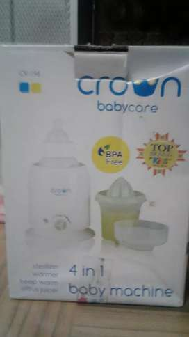 Crown  baby care
