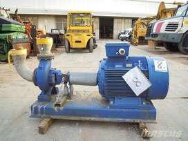 KSB Type ETANORM 65-200 Centrifugal Pump Available with Siemens Motor
