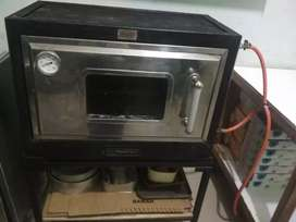 Jual oven gas kondisi siap pakai