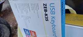 Zebronics zeb k35 keyboard