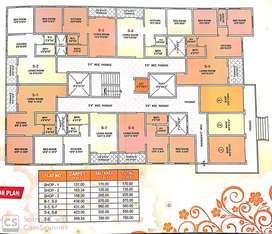 Per sqft 2800 rs , Very low budget flat in ambegaon khurdh site