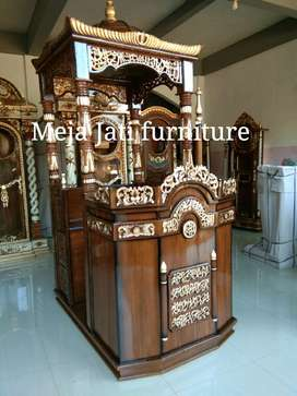 mimbar jati furniture
