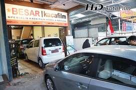 HD PREMIUM Kaca film Black Dengan Visual High Definition Technology