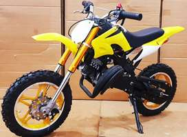New kids children 49cc dirt bike