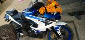 Bike is good condition not any mechanical work