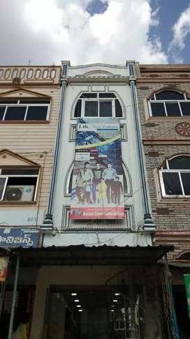 కమర్షియల్  బిల్డింగ్  మెయిన్ రోడ్    RTC BUSSTAND విoజమూరు