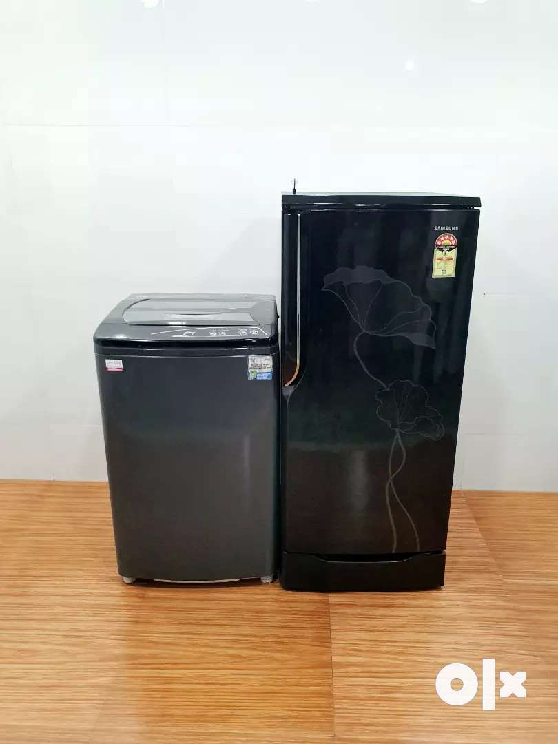 Best combo offers available for refrigerator and washing machine 0