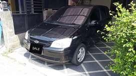 Hyundai getz 2004 hitam matic istimewa
