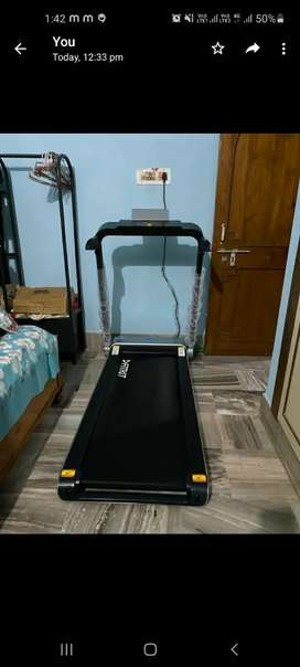 FITKIT FT250 Treadmill. Rarely use 7 month old