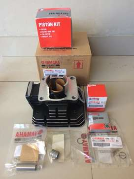 blok seher rx king piston kit original yamaha