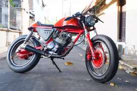 Jual Cafe racer,custom,gl pro,tt/bt grand