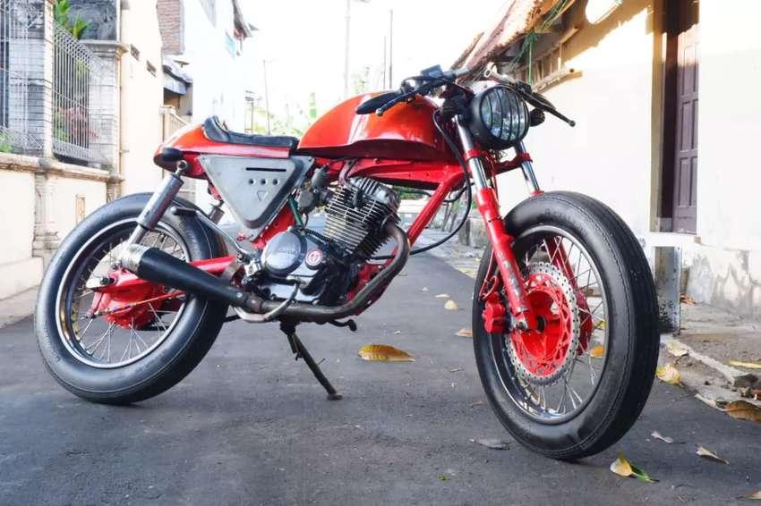 Jual Cafe racer,custom,gl pro,tt/bt grand,chopper,japstyle,bobber 0