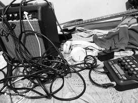 Fender 10W frontman Amp
