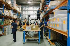 PACKING / SUPERVISOR / DELIVERY STAFF VACANCY = CALL =8591724 -  769