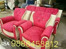 Sofa set five seater 00095