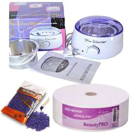 Hot Wax Heater, A new style for a new you.