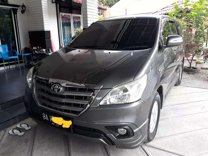 Toyota Innova 2014 bln April Type G Luxury 0