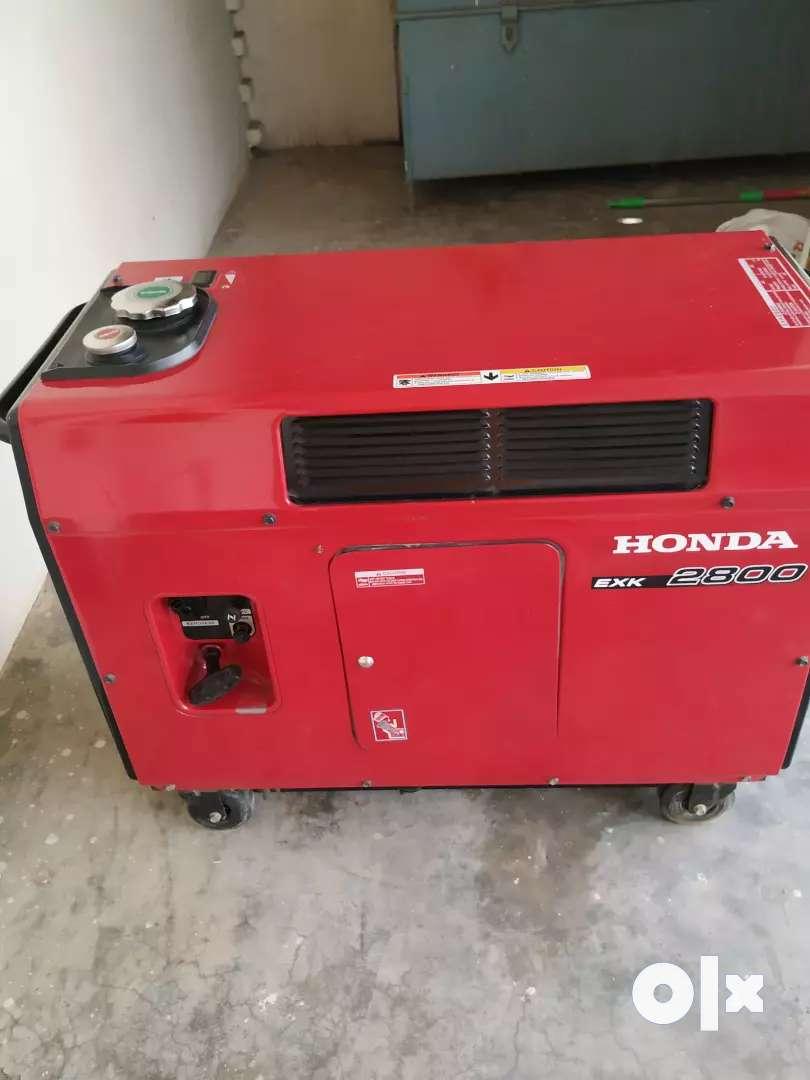 Honda generator brand new 0