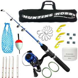 Fishing Spinning Complete Kit