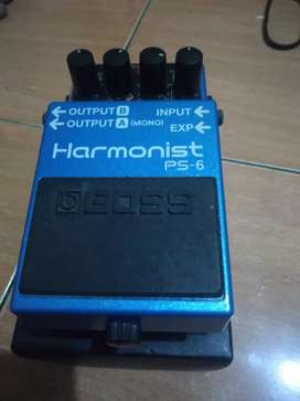 Boss harmonist ps 6