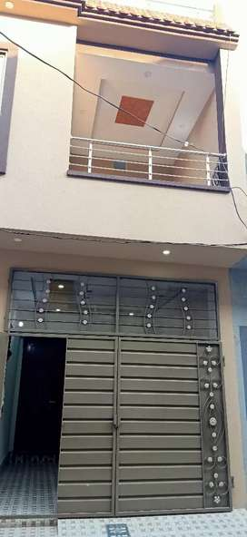 4 marla double syory house for sale in Punjab unversity town phase 2