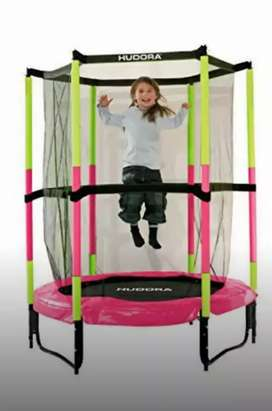 My first trampoline for kids