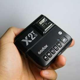 Flash Trigger Godox X2T X2T-s UNTUK SONY