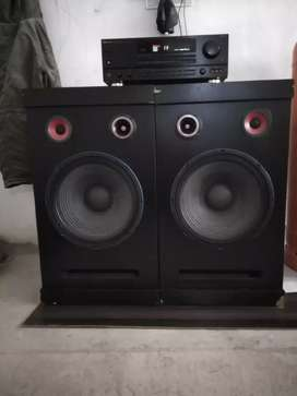 Sound system 15 inches