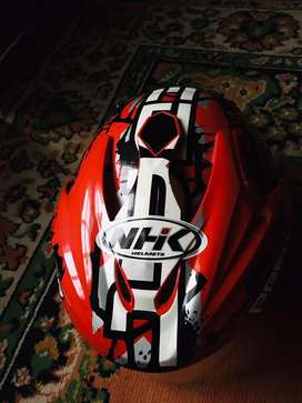 Helm NHK Predator 2 Visor Motif
