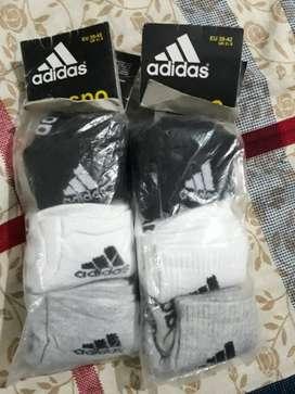 Adidas original ankle length socks new, sealed