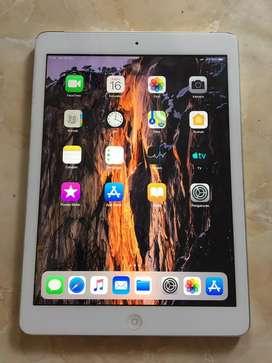 Ipad Air 128gb wifi cellular ex garansi resmi iBox