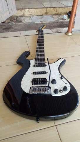 Gitar Parker P38 original