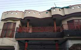 1 kanal house for sale at Bismillah Colony Sialkot Bypass Gujranwala