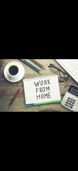 Simple data entry job work from home and earn weekly 3500-4000
