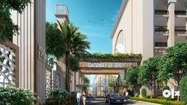 2BHK Luxury flat^ 1200sqft flat/ at Gateway of Dreams