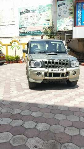Mahindra Scorpio 2008 Diesel Good Condition