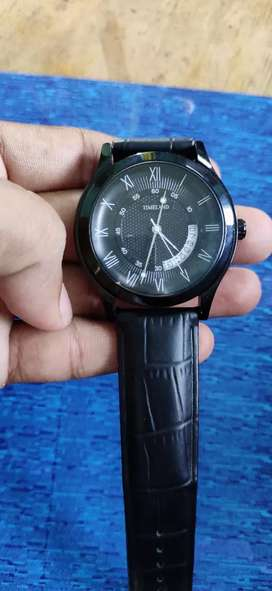 Watch time land with stylish look