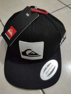 Topi anak Quicksilver Flexfit original