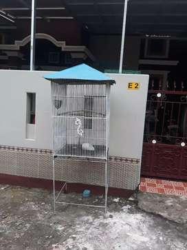 Dijual kandang burung