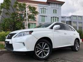 Lexus Rx270T F-Sport 2013 CBU km.47.000 White! #Nana