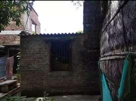 House on 2 katta plot on sale. No Loan. Near Khurigachi, Sonarpur.