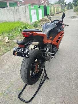 Ninja 250 fi 2014 ABS SE
