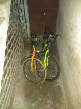 I am selling two if my cycles