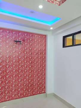 3Bhk ready to move flat with 90% bank loan and car parking
