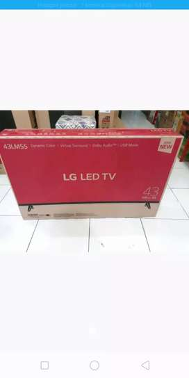 """LED tv LG 43"""" 43LN5500 new 2019"""