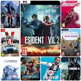 Games offlines for pc n laptop