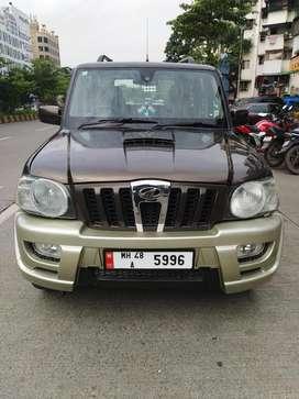 Mahindra Scorpio VLX 2WD BS-IV, 2012, Diesel
