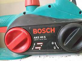 Bosch Brand New Chain Saw Hungry Made