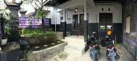 Dikontrakan rumah TAHUN / BULAN dekat pusat kota, sawah, jogging track